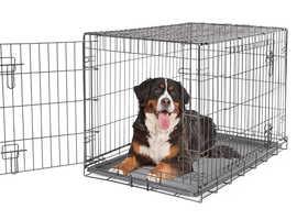 Large Dog Cage 122.5cm x 74.5cm