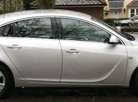 2010 Vauxhall insignia 2.0cdti diesel new mot