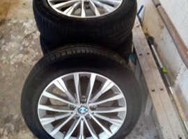 4 BMW Type 481 2/3 Series Wheels