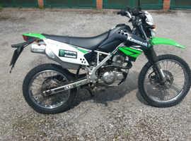 MOTORBIKE KLX 125 CAF