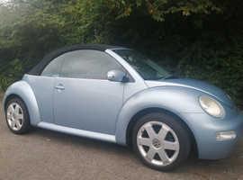 05 Volkswagen Beetle, convertible, cheap