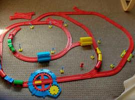 Toddlers train set
