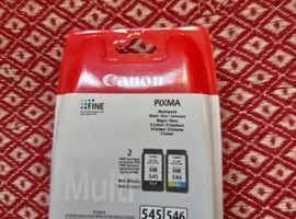 Canon Pixma printer inks