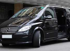 Minibus Hire 1-7 Seats for all Occasions DONCASTER, Executive Travel For Everyone + TRAILER