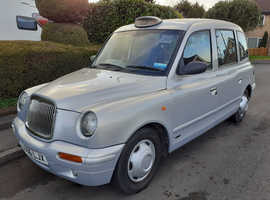 LTI TX2 Taxi (Gold spec), 2006, 236k miles, 2 owners