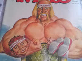 MAD Magazines - 4 issues - from the 80's