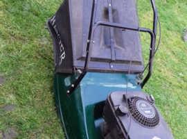 Hayter self propelled mower