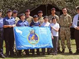 Volunteers Required for Worthing Sea and Royal Marines Cadets