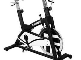 Mirafit spin bike (used)