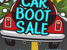 Kingston Lacy Cricket Club Car Boot Sale