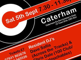 Northern Soul/Motown/Mod & Ska night