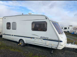 Sterling Europa 500 5 berth with motor mover - great condition