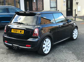 Mini MINI, 2007 (56) Black Hatchback, Manual Petrol, 94,006 miles