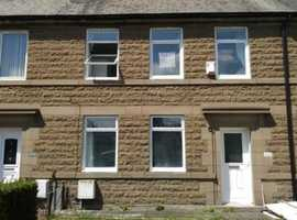 3 double bedrooms terrace house with front & rear garden at 340 Calder Road Sighthill