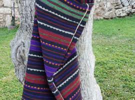 Antique Wool Balkan Grain Sack