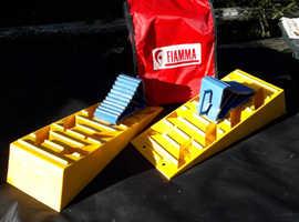 Fiamma Ramps with Storage Bag