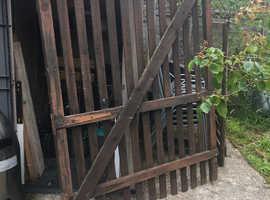 Free Gate Fence