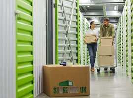 Affordable Storage Rental Facility | Storehire UK