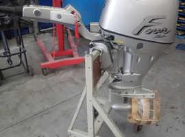 Honda 25 standard (short) shaft, manual start, tiller