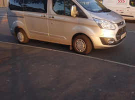Wheelchair adapted 6 seater vehicle