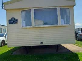 8 berth caravan Robin Hood camp