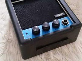 New Guitar amplifier