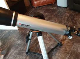 Celestron telescope 90lcm