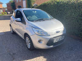 Ford Ka, 1.2 ZETEC £30 A YEAR ROAD TAX
