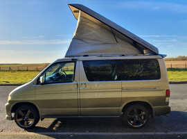 Mazda Bongo Campervan 5/6 berth 7 seater rot free recent import top spec model outstanding throughout!