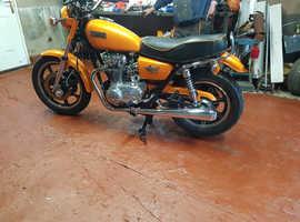 Yamaha xs650 t reg