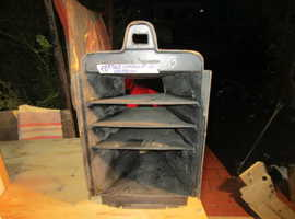Lh air duct for radiator Ferrari 348