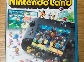 Nintendo Wii U Nintendo Land Game