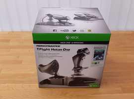 Xbox One/PC T flight Hotas one joystick and throttle