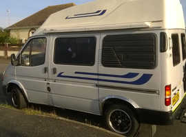 Ex Ford GPO van converted to 2 berth campervan NEW PRICE