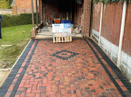 Stoneprise specialise in driveways and patios