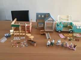 Great offer on Sylvanian Family Items - In Fab condition