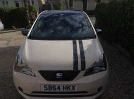 LOW ROAD TAX Seat Mii 1.0 BY MANGO  2014 (64) 3DR