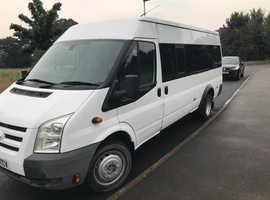 Fort tansit T430 trend 17 seats minibus 2.4 TDCI 12 months MOT