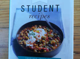 Student's Must Have Recipe Book