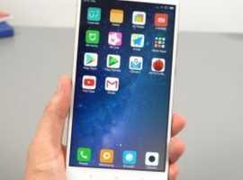 Xiaomi MI Max 2 - 4GB RAM 64GB ROM - Dual Sim Unlocked 4G LTE Mobile - Global Version Gold