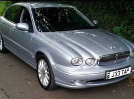 Jaguar X-TYPE, 2007 (07) Silver Saloon, Manual Diesel, 156,213 miles