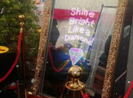 Snapshot Magic Selfie Mirror Photobooth Party Entertainment Photography
