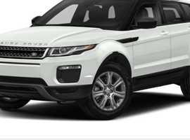 Land Rover Range Rover Evoque, 2013 (63) white estate, Manual Diesel, 90,000 miles