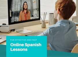 Online Native Spanish Teacher -- Just  £10 per hour