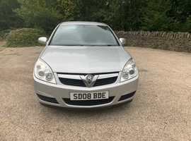 Vauxhall Vectra, 2008 (08), Manual Petrol, 180,000 miles