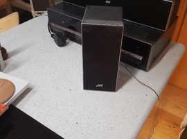 5.1 Surround Sound  JVC XVTHD7