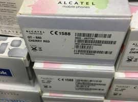 Joblot Offer 30 Fully Working Alcatel OT - 880 Mobile Phones
