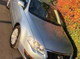 Volkswagen Passat, 2006 (06), Manual Petrol, 118,610 miles