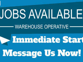 Warehouse Operative
