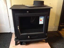 Multi fuel woodburner stove